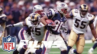 #7 Troy Brown | Top 10 Patriots of All Time | NFL by NFL Films