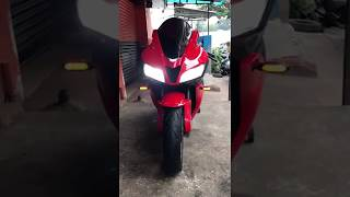1. HONDA CBR600RR FOR SALE