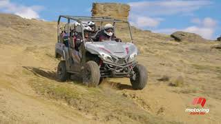 10. Yamaha Wolverine X4 SE 2018  Video Review