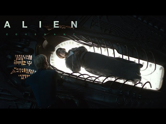 Alien: Covenant The Crossing Prologue