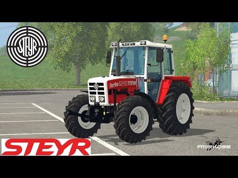 Steyr 8090a SK2 Turbo Larmarm v1.0