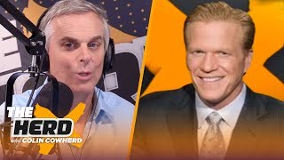 LeBron has a major disadvantage if the regular season continues — Ric Bucher | NBA | THE HERD by Colin Cowherd