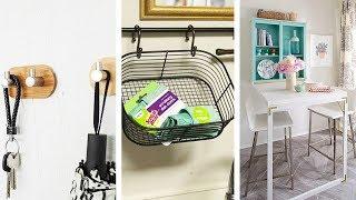 22 Smart Storage Ideas for Apartment Renters