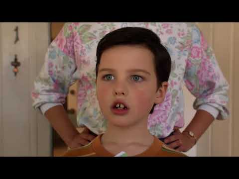 Young Sheldon Clip 2 from Episode 1