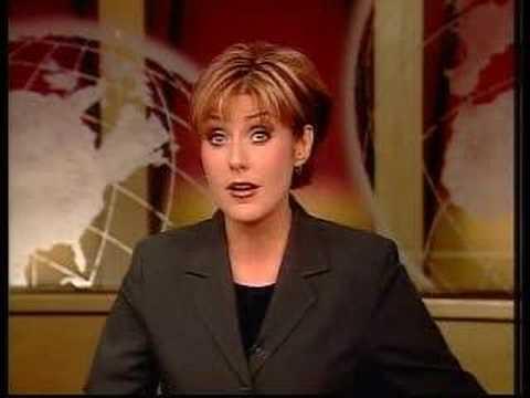 news reporter blooper