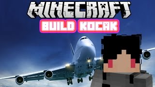 Video Minecraft Indonesia - Build Kocak (13) - Pesawat Terbang! MP3, 3GP, MP4, WEBM, AVI, FLV Desember 2017