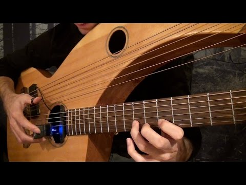 , title : 'My Heart Will Go On - Titanic Theme - Harp Guitar Cover - Jamie Dupuis'