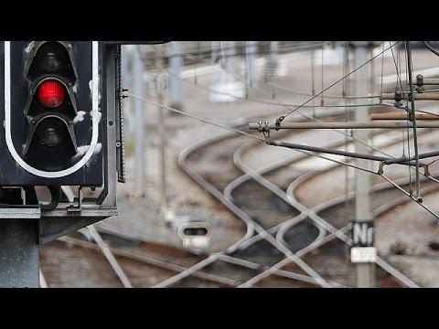 Γαλλία: Απεργία των εργαζομένων στο σιδηροδρομικό δίκτυο – Ανησυχία ενόψει Euro 2016