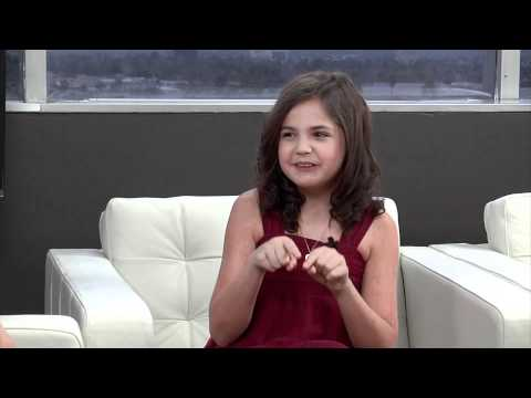 Bailee Madison: Just Go With It Interview