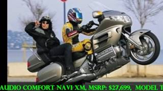 10. The Hot News! 2017  Honda Gold Wing Specs