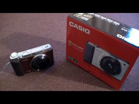 Casio Exilim EX-ZR700 Review