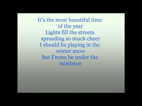 Justin Bieber Mistletoe LYRICS