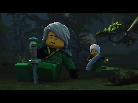 LEGO NINJAGO Season 8 - Episode 80: The Quiet One