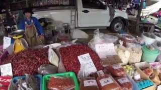 Chiang Dao Thailand  city pictures gallery : Chiang Dao Market, Northern Thailand