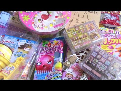ShopaHAULic! Cooking Toys & DIY Candies