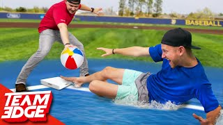 Video Slip 'N Slide Beachball Baseball!! MP3, 3GP, MP4, WEBM, AVI, FLV Juli 2019