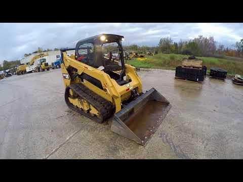 CATERPILLAR 多様地形対応ローダ 259D equipment video Xe_FnjYplaw