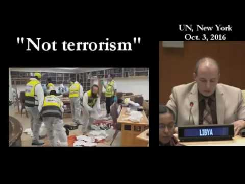 The UN: Where Terrorism Gets Promoted
