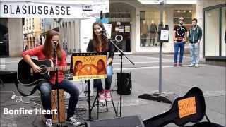James Blunt - Bonfire Heart (Cover by Sajul) [14.09.14] Live at Stramu Würzburg