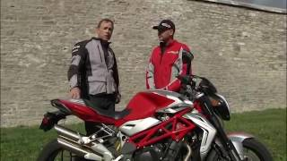 4. MV Agusta Brutale 1090RR Motorcycle Experience Road Test