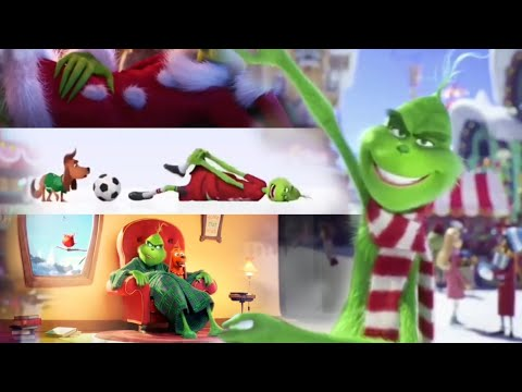 The Grinch 2018 Commercial Compilation