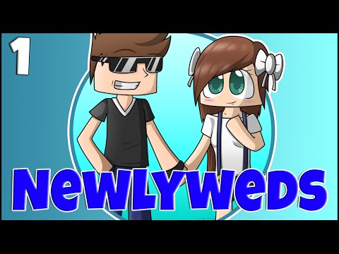 Minecraft Newly Weds Season 2   MARRIED.....AGAIN?   Ep 1