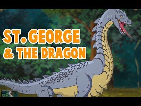 Saint George and The Dragon | Story of Saints | Saints Short Stories