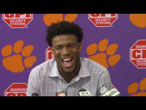 TigerNet: Bryant wants people to see 'joy' he plays with
