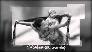 Vì Mẹ Con Ngoan || Trịnh Thăng Bình - Lyrics [HD + Kara]