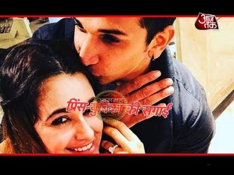 Prince Narula & Yuvika Chaudhary ENGAGED!