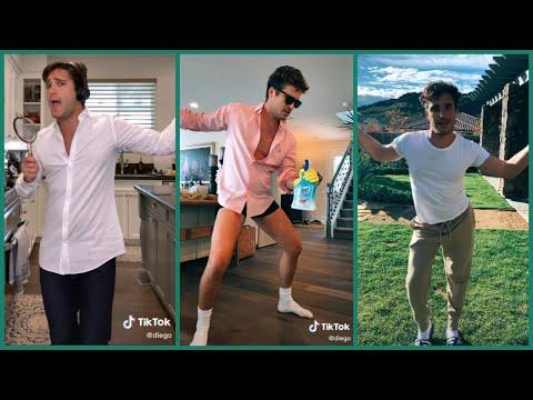 Recopilación de los mejores Tik Toks de Diego Boneta!!