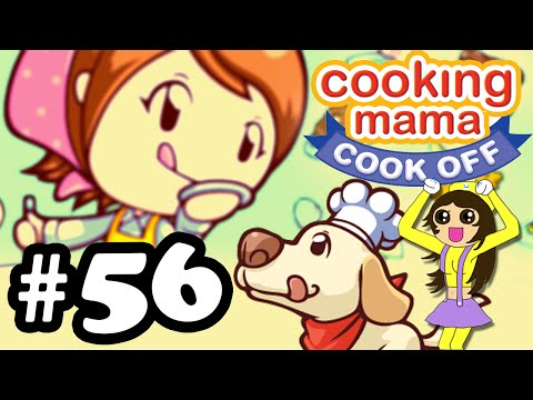 Let's Play Cooking Mama Cook Off #56 Friends & Food Of The World: Spanish