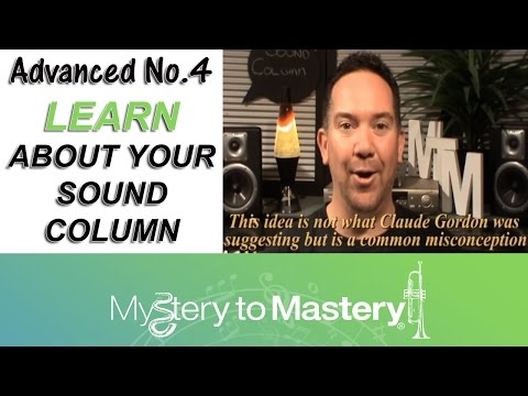 Advanced Basic Video 4 - Sound Column