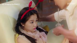 Nonton My Amazing Boyfriend 2 (ENG SUBS) 我的奇妙男友2 Ep 12 Saving Tian Jingzhi mutant baby Film Subtitle Indonesia Streaming Movie Download
