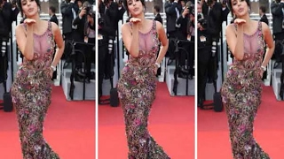 In Graphics: Cannes 2017: Mallika Sherawat's latest pictures