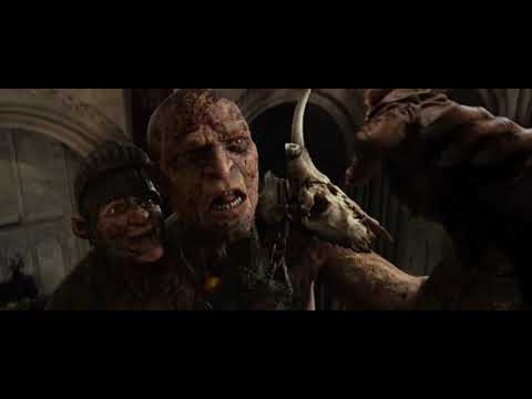 Jack The Giant Slayer final battle part 2nd | Monsters attack on the earth |
