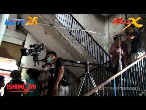 Behind The Scene Satria Garuda BIMA X Eps. 5