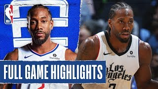 CLIPPERS at TIMBERWOLVES   FULL GAME HIGHLIGHTS   December 13, 2019 by NBA