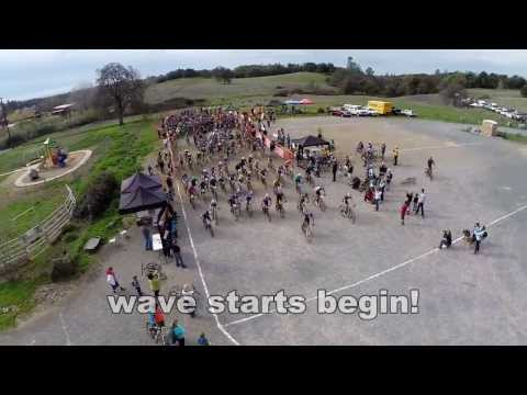 2014 Cool Mountain Bike Race – Aerial Quadcopter