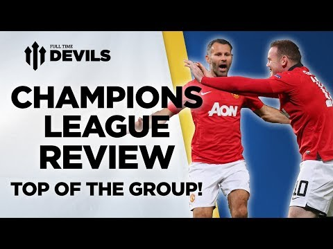 champions - We are top a the league - say we are top of the league ... well, Group A. But how did we do so well + who do you fear in the next round. Subscribe FREE for m...