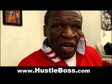Floyd Mayweather Sr. on his early days with Lil' Floyd, life in prison, the 96' Olympics, and more