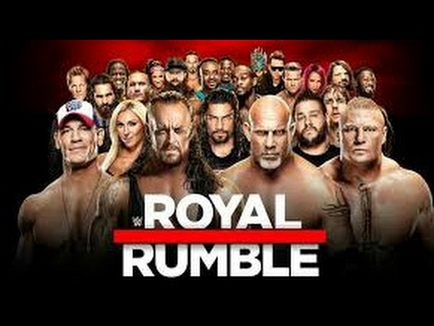 ROYAL RUMBLE 2017 | HIGHLIGHTS|