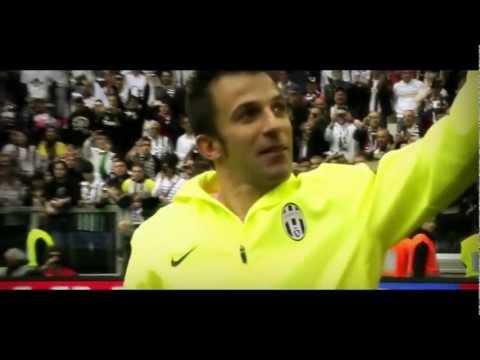 alessandro del piero - ciao capitano (juve - atalanta 13.05.2012)