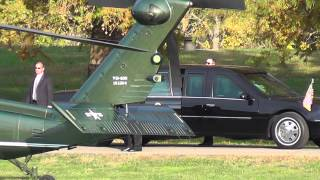 Video Obama landing in helicopter at Ohio University. MP3, 3GP, MP4, WEBM, AVI, FLV Februari 2019