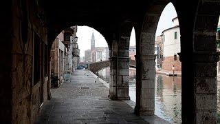 Chioggia Italy  City new picture : three minutes chioggia - italy.mov