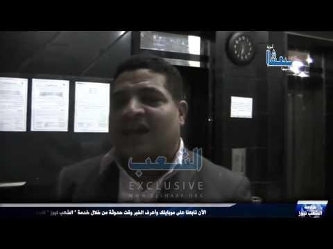 """سيد أمين: """"النقابة منعت دخول الكاميرات لتغطية مؤتمر تنسيقية الصحفيين"""""""