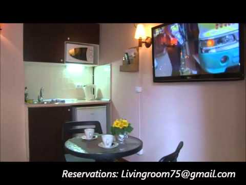 Wideo Barcelona Tourist Apartments - City Centre