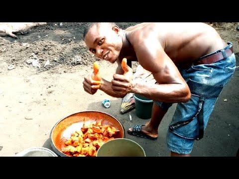 Pork Meat Sellers...  Happy People