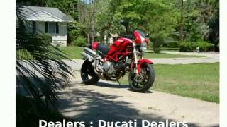 1. 2007 Ducati Monster S2R 800  superbike Features Specification Specs motorbike Info
