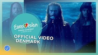 Video Rasmussen - Higher Ground - Denmark - Official Video - Eurovision 2018 MP3, 3GP, MP4, WEBM, AVI, FLV Juni 2018